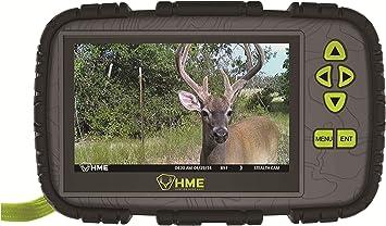 Amazon.com: HME - Lector de tarjetas SD con pantalla LCD de ...
