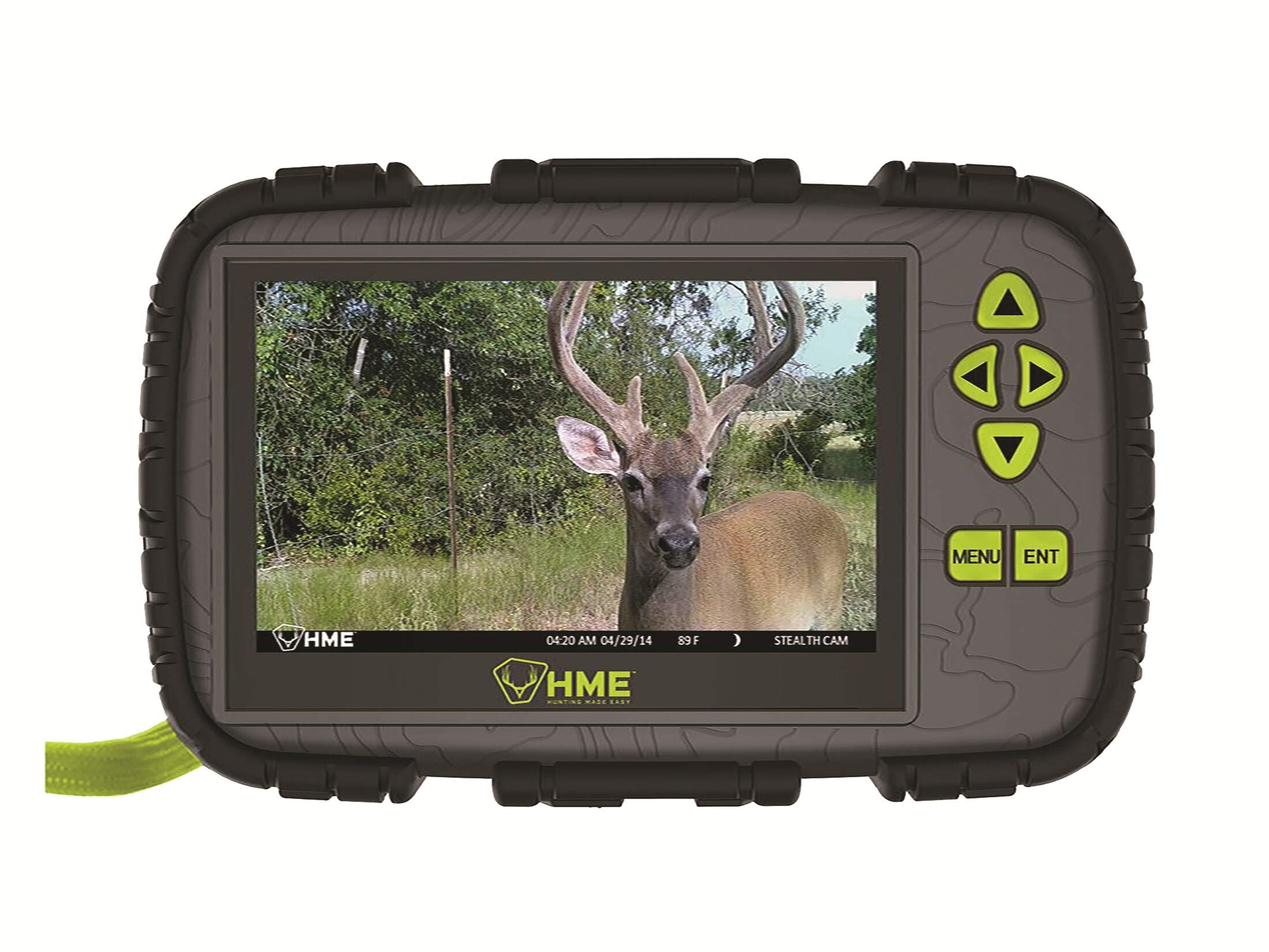 HME SD Card Reader/Viewer w/ 4.3'' LCD Screen by HME