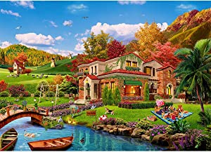 Jigsaw Puzzles for Adults 1000 Piece Puzzle for Adults 1000 Pieces Puzzle 1000 Pieces LakesideHolidayHouse