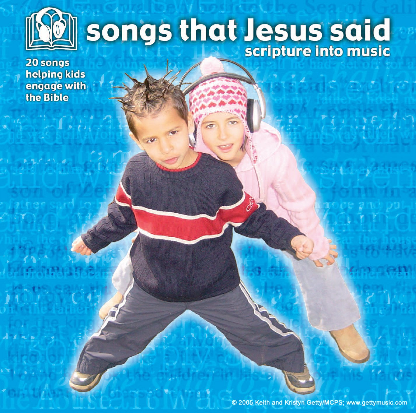 Songs That Jesus Said by New Day Christian Distributors