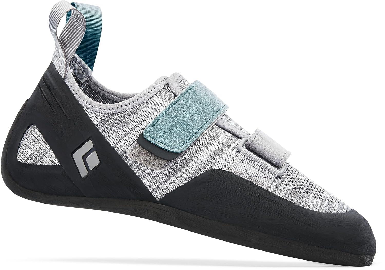 Black Diamond Momentum Climbing Shoe - Women's B078NJX7H6 5 B(M) US|Aluminum