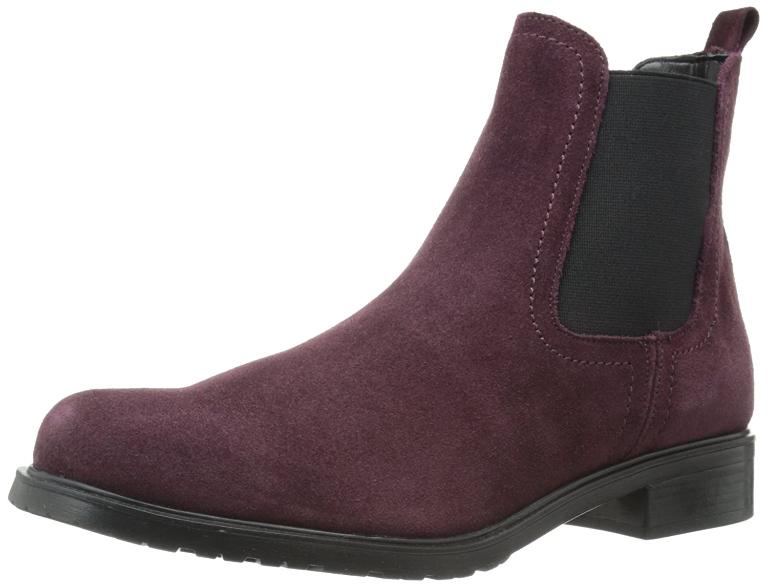 The FLEXX Women's Shetland Boot B00TI6O0OE 6.5 B(M) US|Merlot Suede