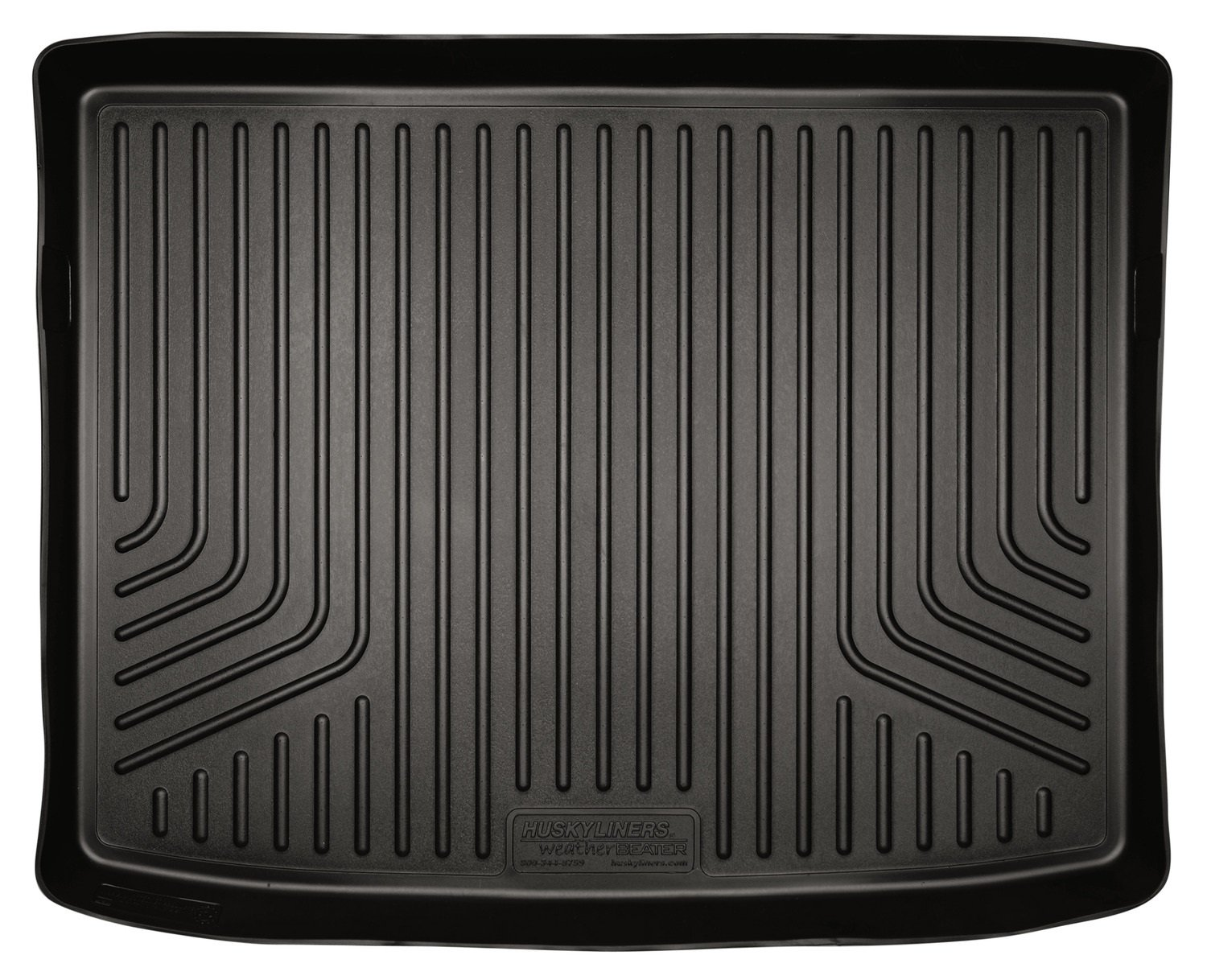 Husky Liners Custom Fit WeatherBeater Molded Trunk Liner for Select Chevrolet Volt Models (Black) 42071