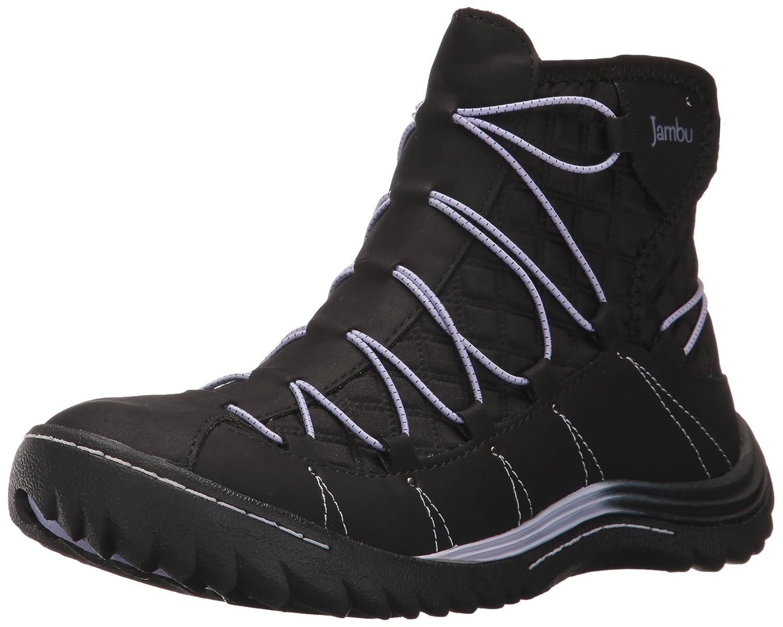 Jambu Women's Spirit Vegan Ankle Bootie B01N7042U5 9 B(M) US|Black