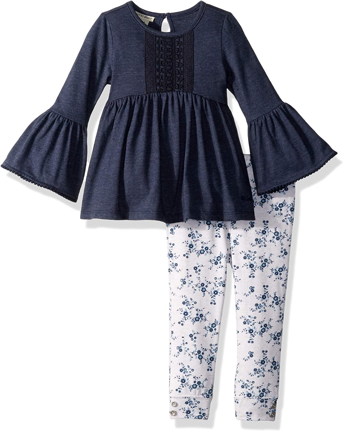 Lucky Sets Girls 2 Pieces Tunic Legging Set