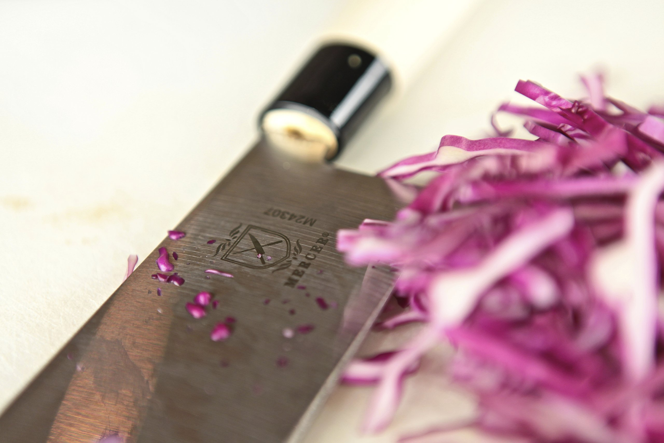 Mercer Culinary Asian Collection Nakiri Vegetable Knife by Mercer Culinary (Image #2)