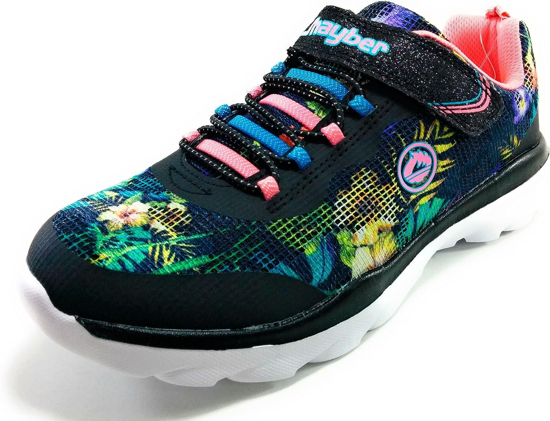 J`Hayber Zapatillas niña o Chica Velcro (34 EU): Amazon.es ...