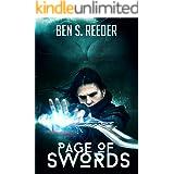 Page of Swords (The Demon's Apprentice Book 2)