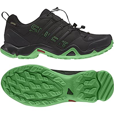 free shipping 56ca1 1a8e6 adidas Terrex Swift R GTX Chaussures de randonnée Homme, Noir (Nero  Negbas Verene