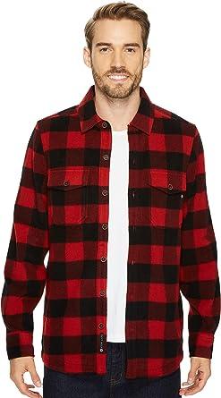 Marmot Men's Stilson Long Sleeve Shirt Team Red Small