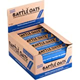 Battle Oats Gluten Free Protein Bars 12 x 70g bars. Double Chocolate Brownie flavour