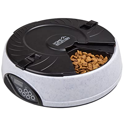 Home Intuition 6 Meal Automatic Pet Feeder