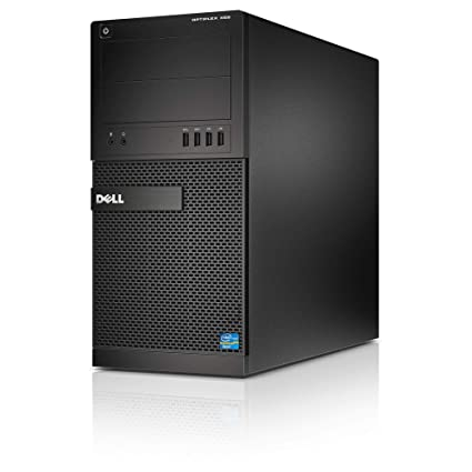 Fast Optiplex Xe2 Mid Size Tower Business PC (Intel Quad Core i7-4770s,