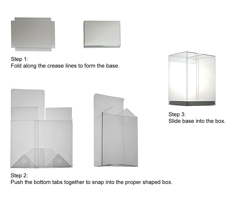 Shenzhen Sinmenda Industry Co. POP Display Case Katana Collectibles Funko Pop Protector Case for POP Vinyl Figures