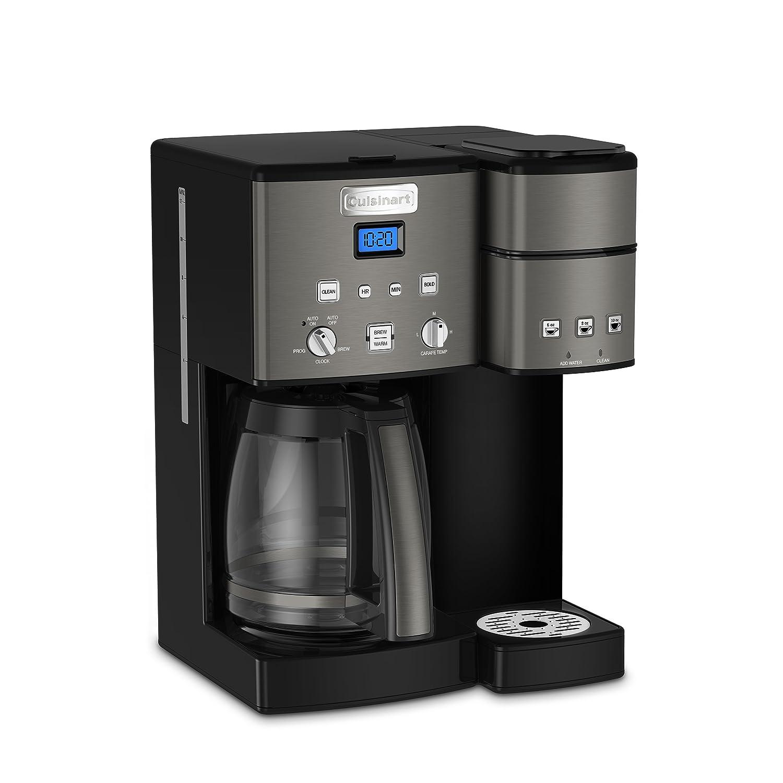 2914535ce51 Amazon.com  Cuisinart Coffee Center Maker SS-15BKS Black  Kitchen   Dining