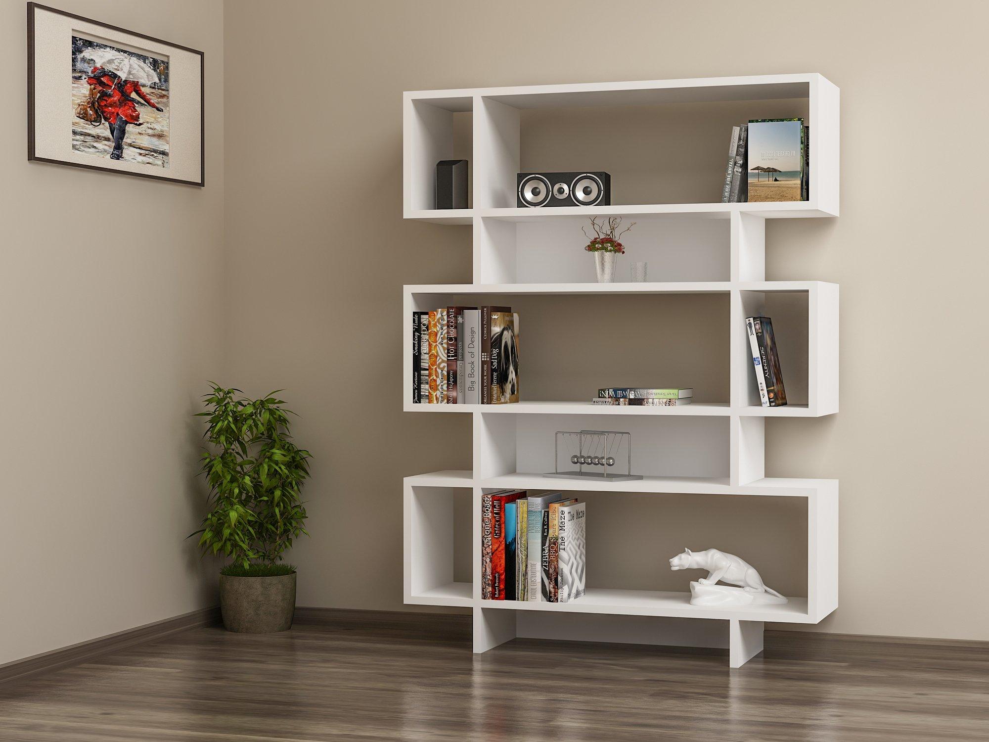 Decorotika - Elze Accent 50'' Bookcase
