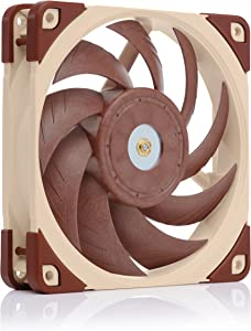 Noctua NF-A12x25 ULN, Ultra Quiet Silent Fan, 3-Pin (120mm, Brown)