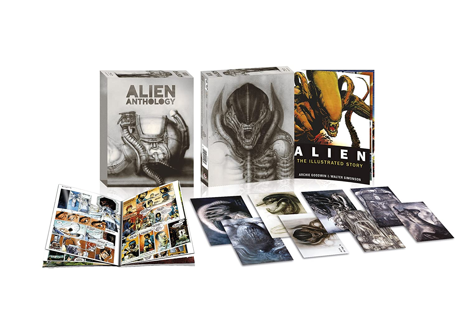 alien anthology premium