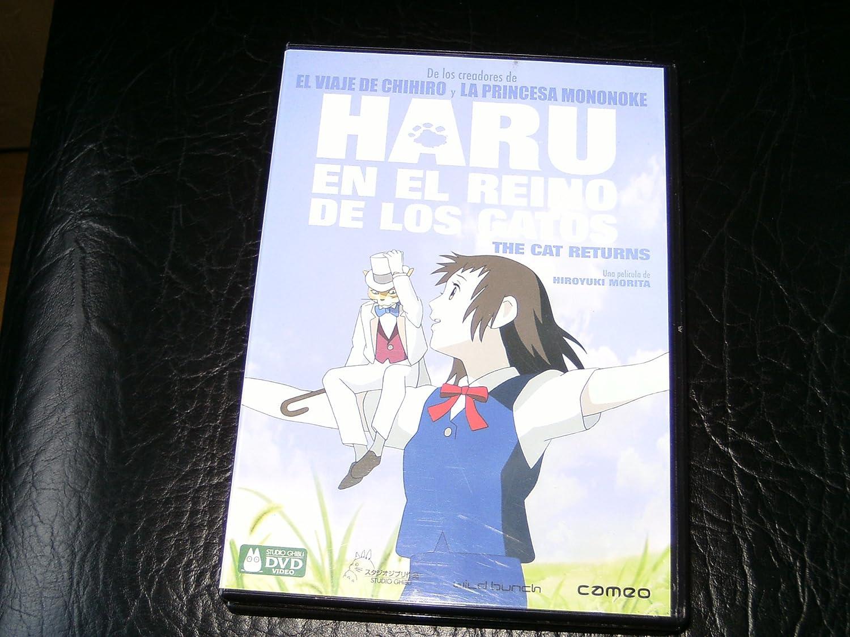 Haru en el reino de los gatos (The cat returns) [DVD]: Amazon.es: Hiroyuki Morita: Cine y Series TV