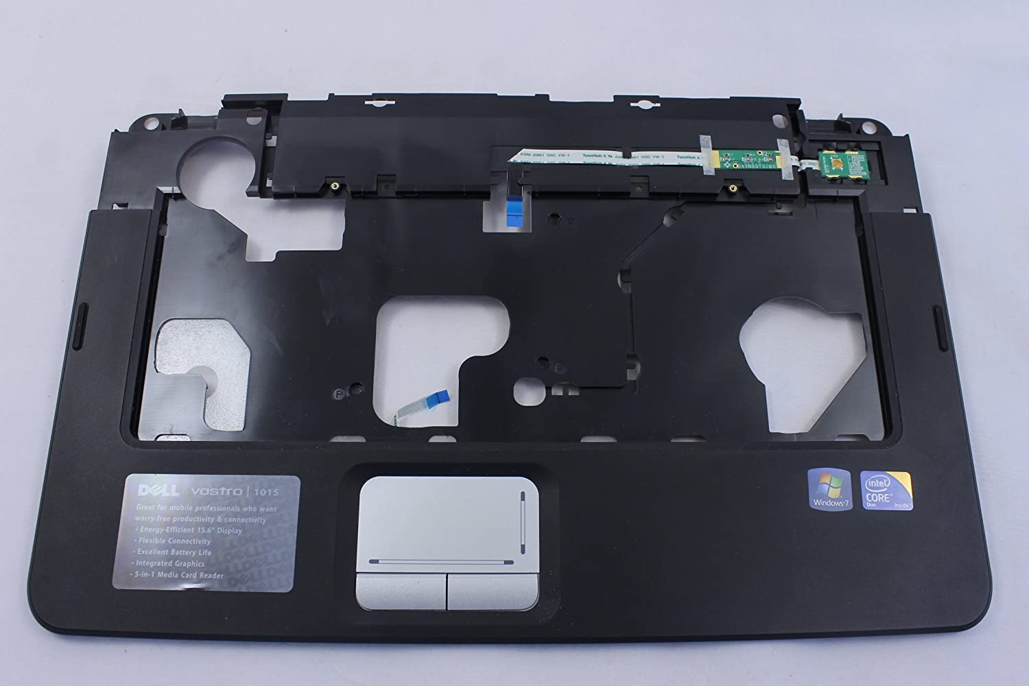 Dell Laptop Palmrest R625W Black Vostro 1015