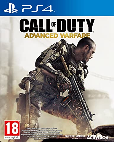 Activision Call of Duty: Advanced Warfare, PS4 Básico PlayStation ...