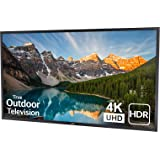 SunBriteTV Weatherproof Outdoor 65-Inch Veranda (2nd Gen) 4K UHD HDR LED Television - SB-V-65-4KHDR-BL Black