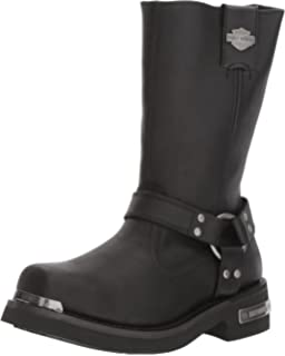 Amazon.com | Harley-Davidson 's Bowden Motorcycle Boot | Western