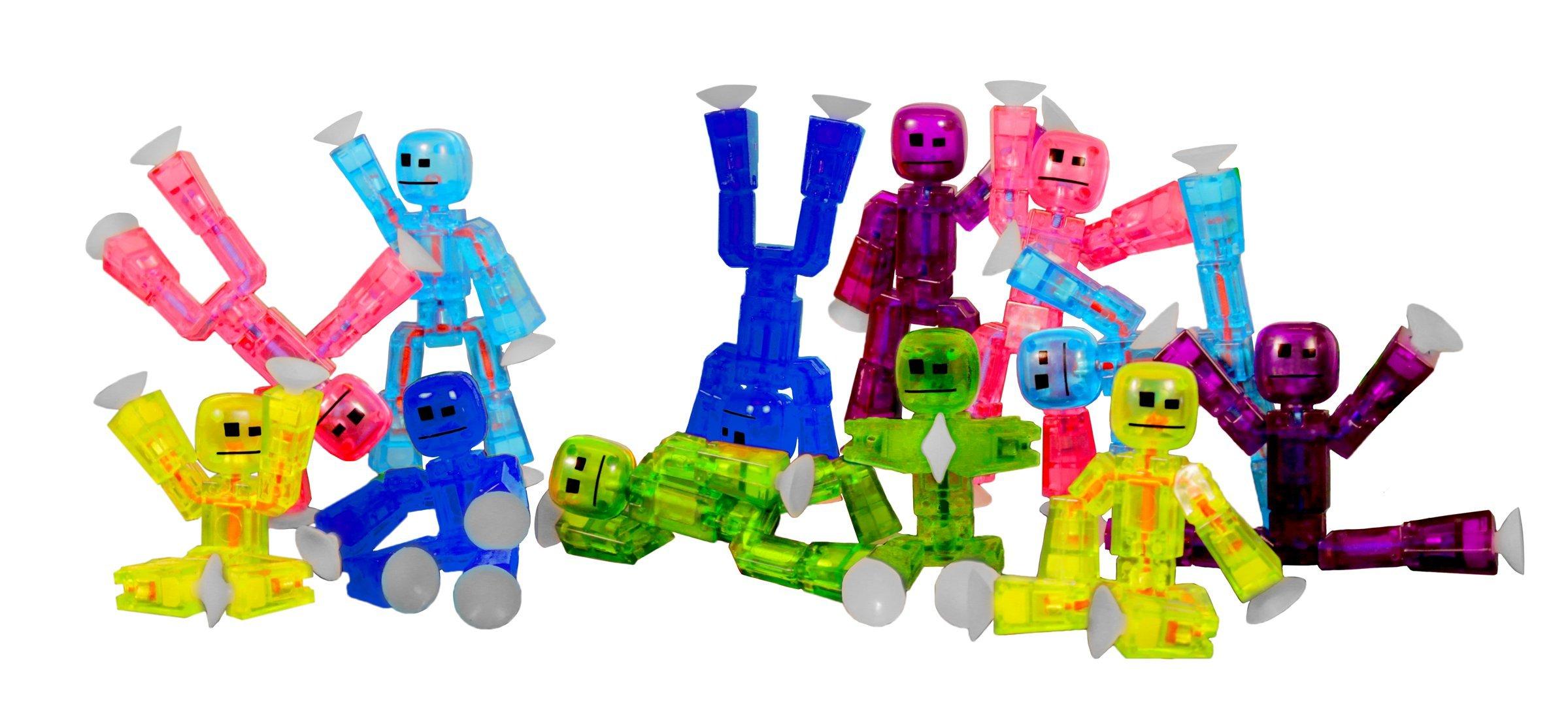 Zing Stikbots Action Figure (12 Units) 6