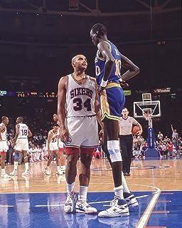 1a2c15864 Amazon.com: 90s Vintage Charles Barkley NBA Basketball Collectible ...