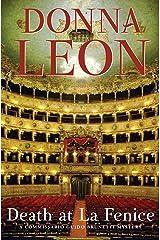 Death at La Fenice (Commissario Brunetti Book 1) Kindle Edition