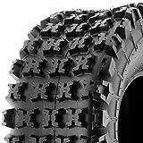 SunF A027 XC-Sport ATV/UTV Knobby Tire 22x10-9, 6
