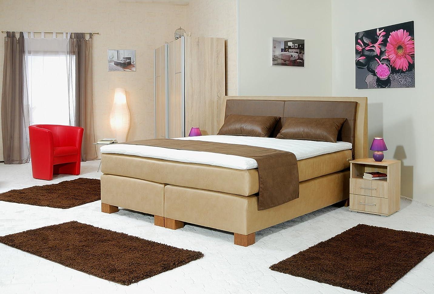 spenger bettenstudio boxspringbett ronja 120x200 cm. Black Bedroom Furniture Sets. Home Design Ideas
