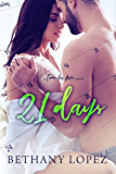 21 Days (Time for Love Book 2)