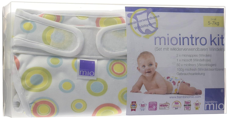 Bambino Mio MISP - Miointro Kit (color blanco/detalles lila): Amazon.es: Salud y cuidado personal