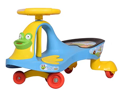 Buy Toyzone Crazy Frog Magic Toy Car (Blue) Online at Low Prices in India -  Amazon.in d3ba3fda16774