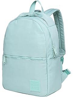5f9d7fdff8 MORE PURE Minimalist Mini Small Backpack Purse Travel Bag
