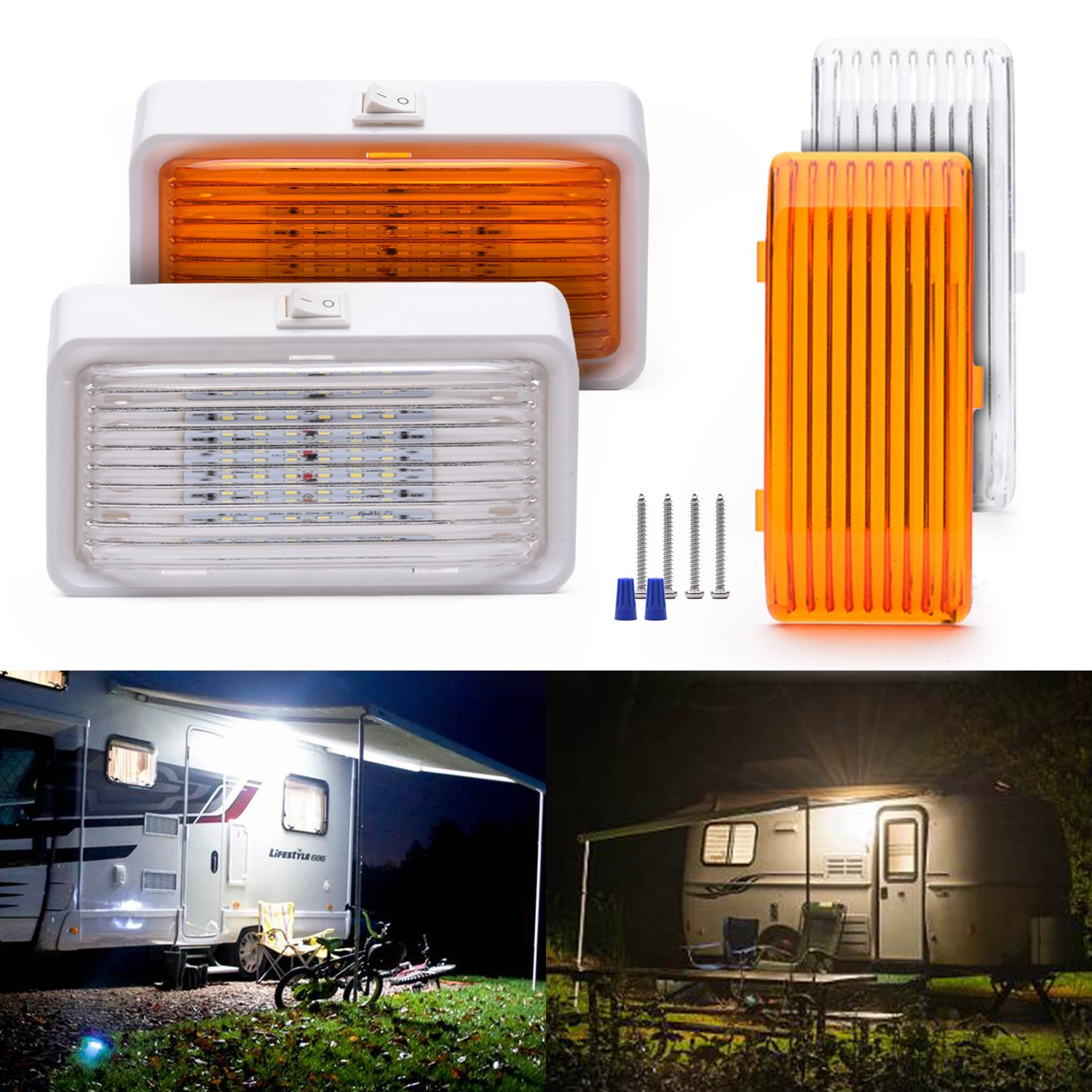 Best Rated in RV Exterior Lighting & Helpful Customer