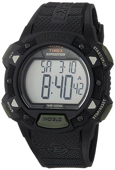 9c6e19d19310 Reloj de pulsera digital Timex Expedition para hombre