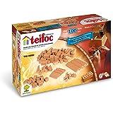 Teifoc - TEI4090 - Jeu de construction - Boîte Briques - Assortiment