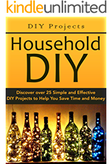 Amazon upcycling 33 ways to reuse broken house hold items 2nd diy projects household diy discover over 25 simple and effective diy projects to solutioingenieria Choice Image