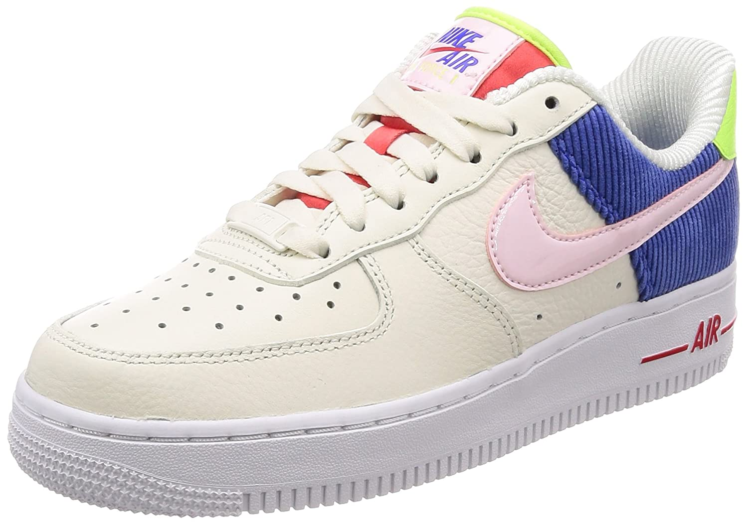 finest selection 00b82 0c071 Amazon.com   Nike W Air Force 1 Lo Womens Aq4139-101   Fashion Sneakers