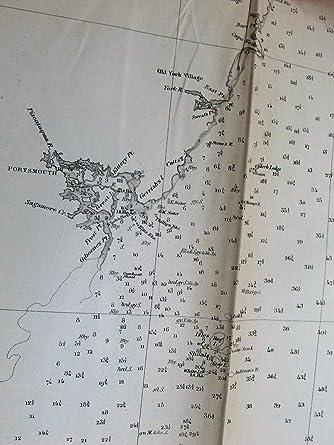 Amazon Com Cape Small Point Maine Cape Cod Ma Boston 1855 U S