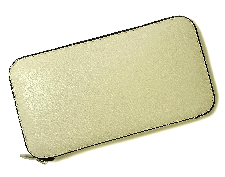 [ヴァレクストラ] 長財布 メンズ レディース ラウンドファスナー (ホワイト) VX-167 [並行輸入品] B01L8E2NA6