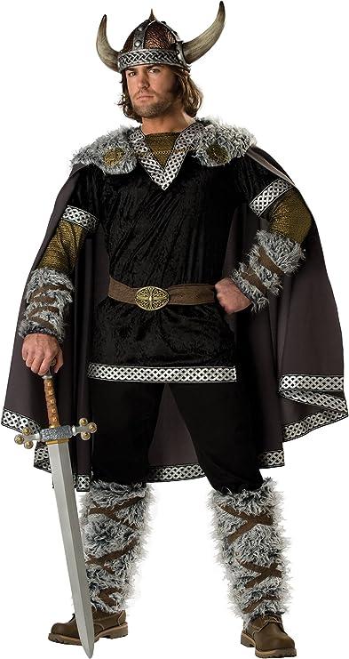 sc 1 st  Amazon.com & Amazon.com: InCharacter Costumes Menu0027s Viking Warrior: Clothing
