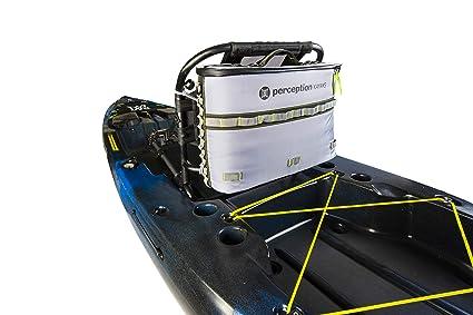 Amazon com : Perception Splash Seat Back Cooler - for Kayaks with