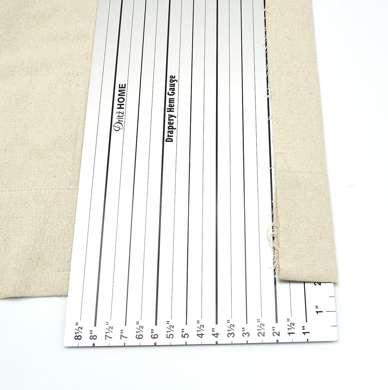Dritz 5/x 9-Inch Dobladillo Calibre
