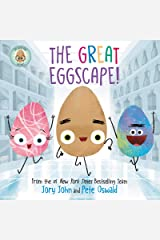 The Good Egg Presents: The Great Eggscape! Kindle Edition