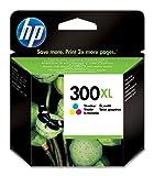 HP 300XL High Yield Tricolor(Cyan/Majenta/Yellow) Original Ink Cartridge (CC644EE)