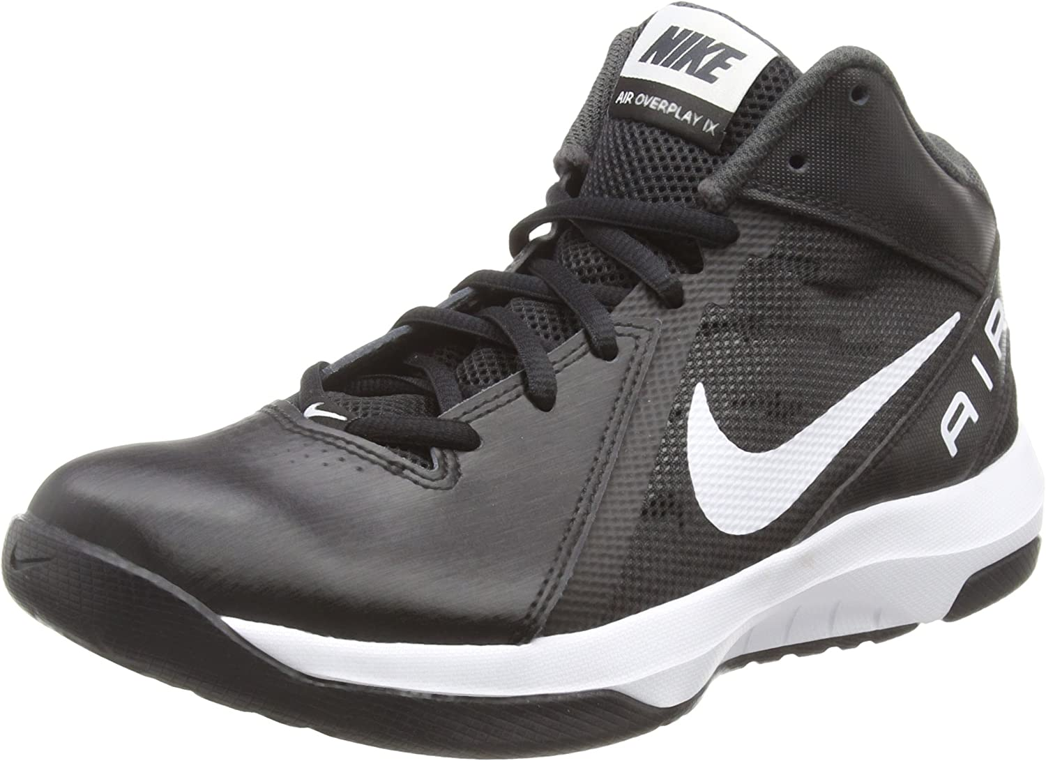 Nike The Air Overplay IX, Chaussures de Sport Basketball Homme