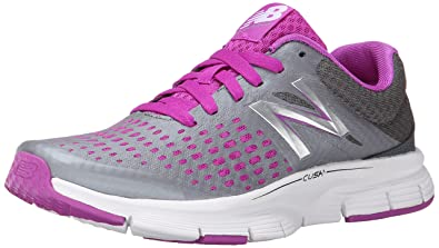Womens Shoes New Balance W775V1 Silver/Purple